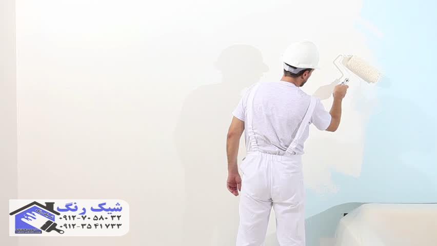 نقاشی با غلطک