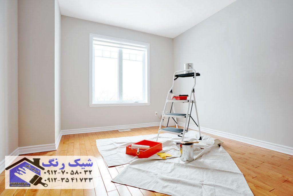 نقاش منزل