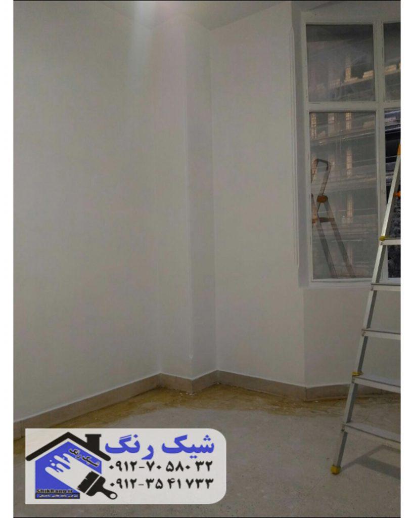بعد از نقاشی ساختمان