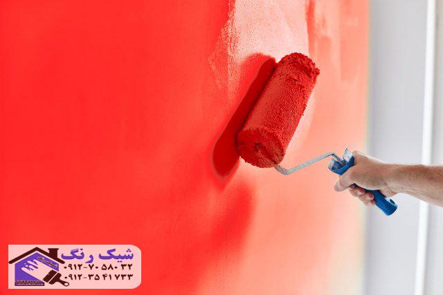 ابزارهای نقاش ساختمان