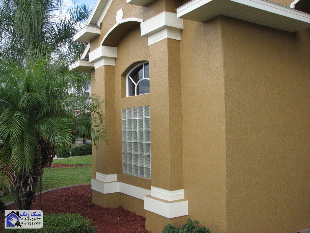 ابزار و رنگ ساختمان