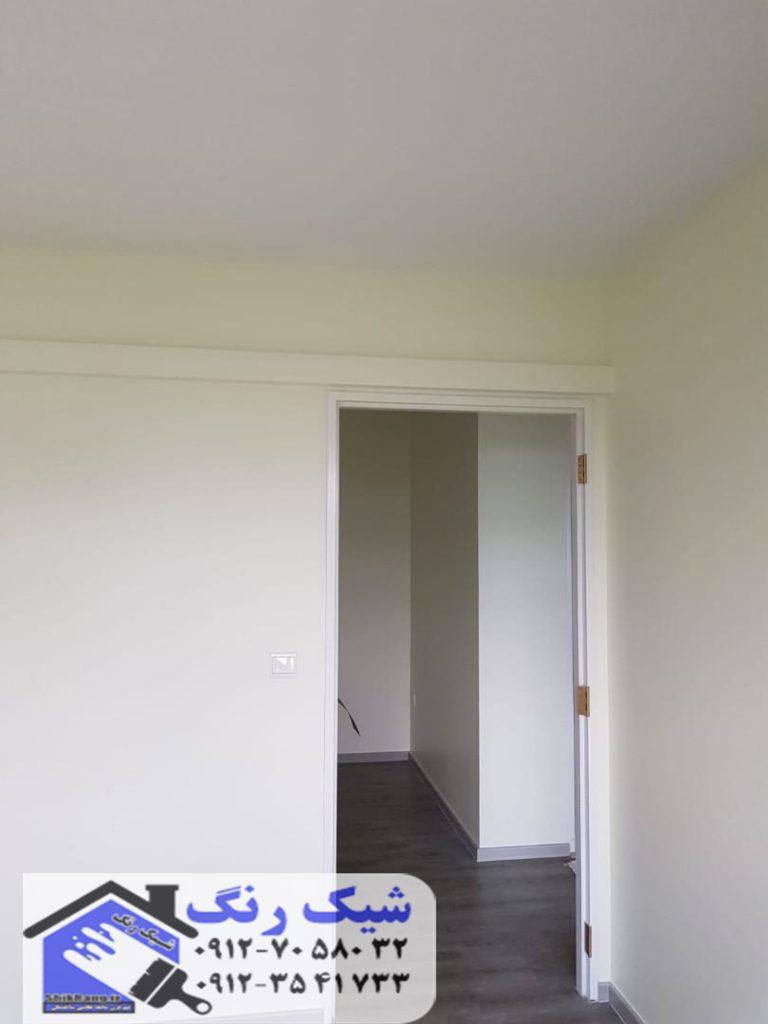 قیمت نقاشی ساختمان تمیز