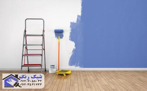 نقاش اماتور کرج