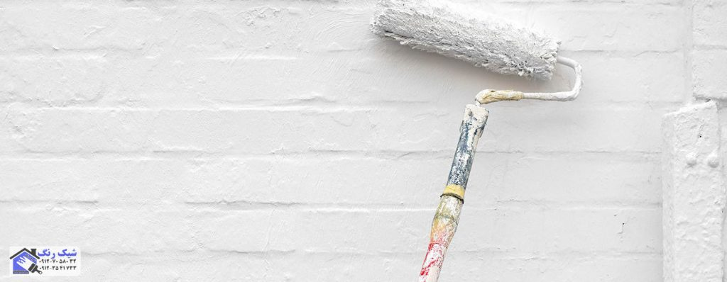 ابزار رنگ کمد دیواری