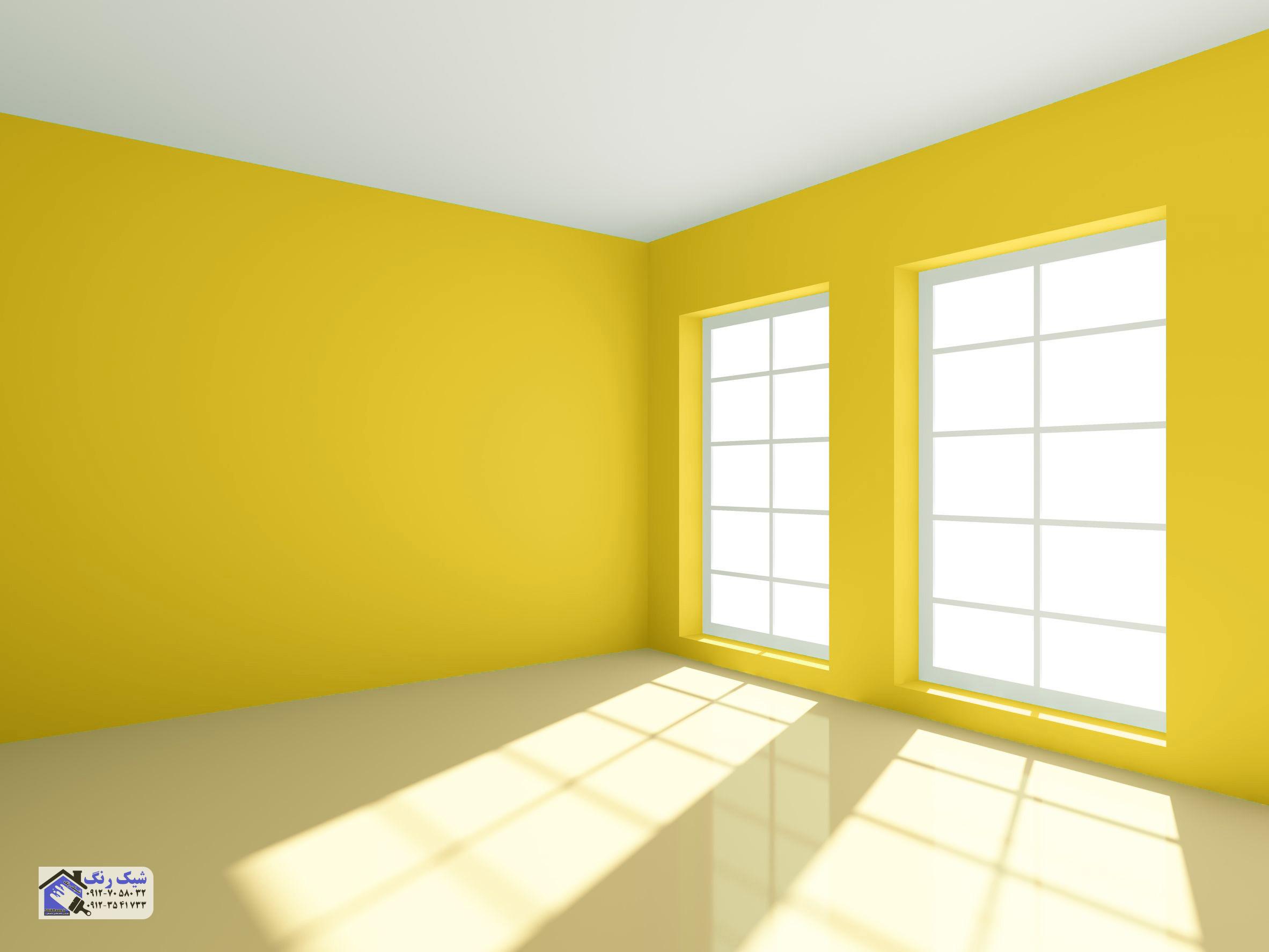 انتخاب-رنگ-نقاش-ساختمانی