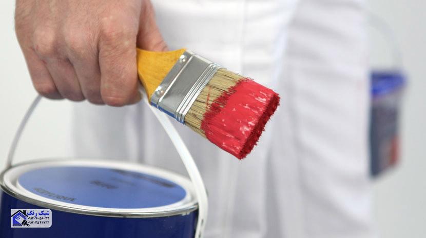 نقاشی نرده فلزی تهران