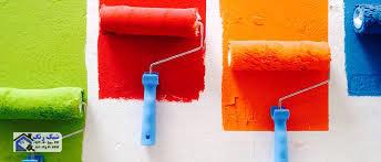 نقاشی فلزی نرده