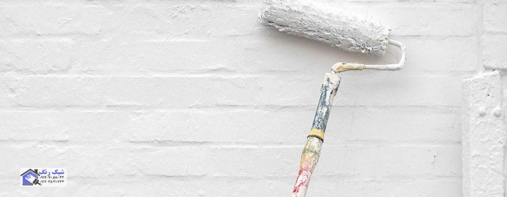 رنگ نقاش منزل