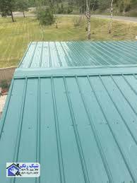 نقاشی پشت بام شیروانی