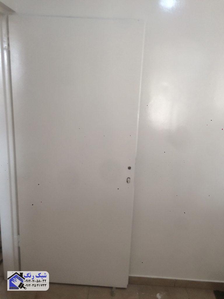 نمونه نقاشی درب