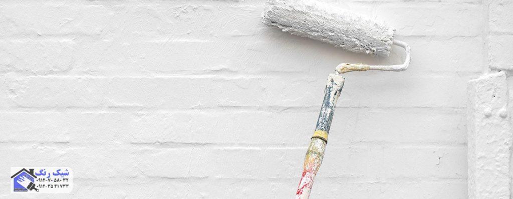 انواع نقاشی ساختمان روغنی