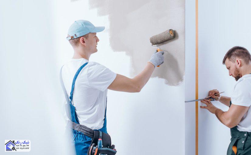 نقاشی سریع خانه