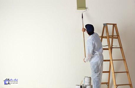 نقاش حرفه ای ساختمان